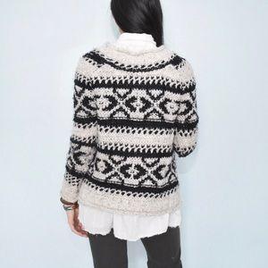 Free People Sweaters - Free People Cozy Oversized Knit Sweater
